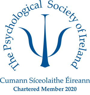 Psychological Society of Ireland Logo | Chartered Member